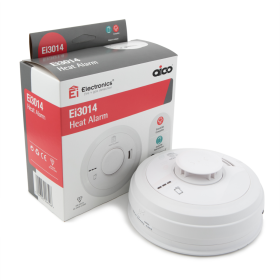 Aico Ei3014 3000 Series Heat Alarm with SmartLINK Functionality