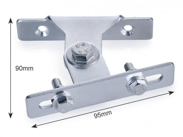 KR Products Swivel Bracket to Carry 1 Flood Light KRP1