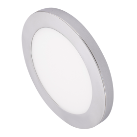 Ovia Chrome Fascia Ring For 12W Apto Downlight OVBZ6412CH