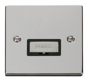Click Deco Polished Chrome Unswitched Fused Spur VPCH750BK