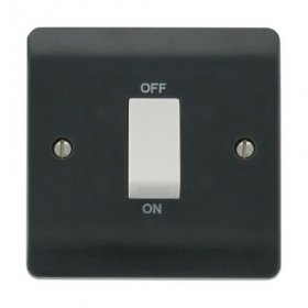 Click Mode Part M 45A 1 Gang Single Cooker Switch CMA500AG