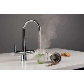 Zen Life 100 Deg Boiling Water Tap with Hot & Cold Mixer LIFE3L
