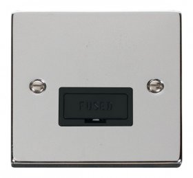 Click Deco Polished Chrome Unswitched Fused Spur VPCH650BK