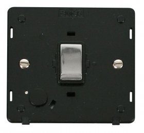 Click Definity 20A DP Switch With Flex Outlet Insert SIN522BKCH
