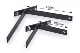 KR Products KRP3A Corner Bracket to Support the KRP3