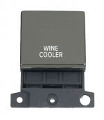 Click MiniGrid MD022BNWC B/Nickel 20A DP Wine Cooler Sw Mod
