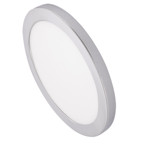 Ovia Chrome Fascia Ring For 18W Apto Downlight OVBZ6418CH