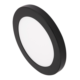 Ovia Black Fascia Ring For 12W Apto Downlight OVBZ6412BK