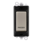 Click Grid Pro GM2018BKPN-FZ DP Sw Module Black P/Nickel Freezer
