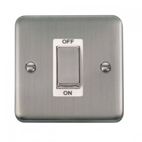Click Deco Plus 1 Gang 45A DP Switch DPSS500WH