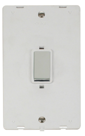Click Definity 45A DP Vertical Switch Insert SIN502PWCH