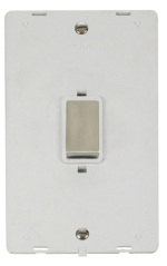 Click Definity 45A DP Vertical Switch Insert SIN502PWSS