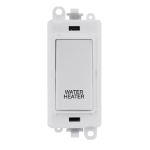 Click Grid Pro GM2018PW-WH Double Pole Sw Mod White Water Heater