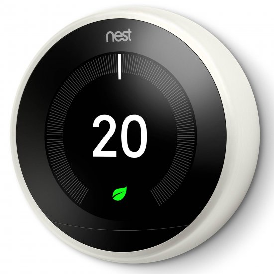 Nest T3030EX Learning Thermostat White