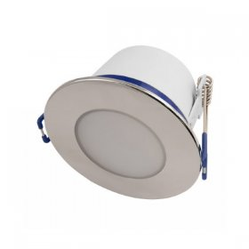 Ovia Inceptor Pico FG Chrome Fire Rated LED Downlight 4000K