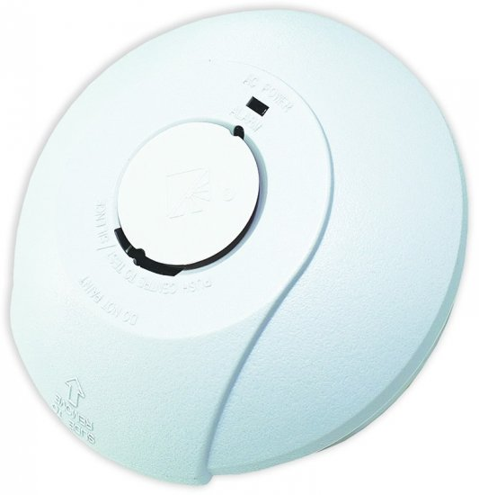 NFA01 Ionisation Mains Smoke Alarm