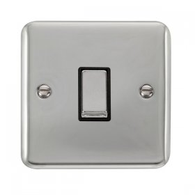 Click Deco Plus 1 Gang 2 Way Ingot Switch DPCH411BK
