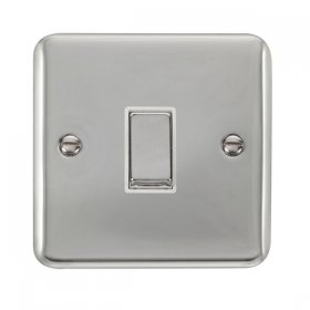 Click Deco Plus 1 Gang 2 Way Ingot Switch DPCH411WH