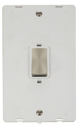 Click Definity 45A DP Vertical Switch Insert SIN502PWBS