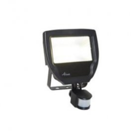 Ansell Calinor LED Polycarbonate Floodlight 20W ACALED20/WW/PIR