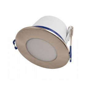 Ovia Inceptor Pico FG S/Chrome Fire Rated LED Downlight 4000K