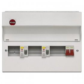 Wylex Amendment 3 10 Way Flexible High Integrity Consumer Unit