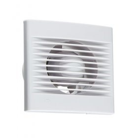 "Knightsbridge 4"" Extractor Fan with Overrun Timer EX001T"