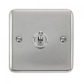 Click Deco Plus 1 Gang 2 Way Toggle Switch DPCH421