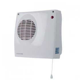 Hyco Zephyr 2kW Downflow Fan Heater with Pullcord DF20