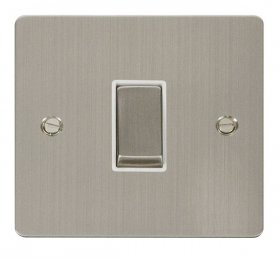 Click Define Stainless Steel Intermediate Switch FPSS425WH