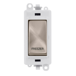Click Grid Pro GM2018PWBS-FZ DP Module White B/Stainless Freezer