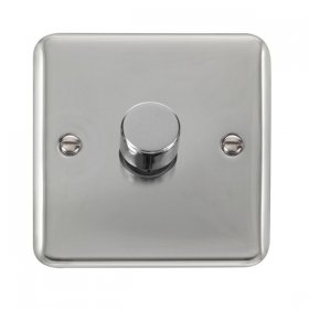 Click Deco Plus DPCH140 1 Gang 2 Way 400Va Dimmer Switch