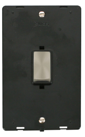 Click Definity 45A DP Vertical Switch Insert SIN502BKBS