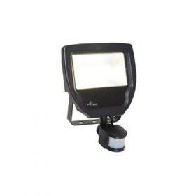 Ansell Calinor LED Polycarbonate Floodlight PIR 20W ACALED20/PIR