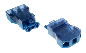 Click Flow CT103C 250V 20A 3 Pin Fast Fit Connector