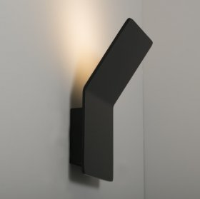 KSR Malta 13W Colour Toning LED Wall Light Black KSR7269BK