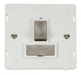 Click Definity 13A Switched Fuse Spur Insert SIN751PWBS