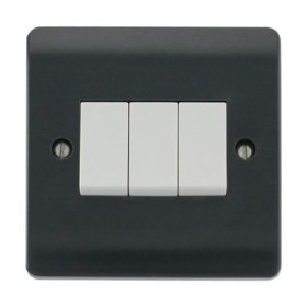 Click Mode 3 Gang 2 Way Switch CMA013