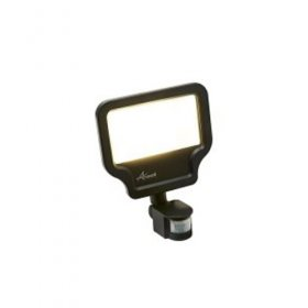 Ansell Calinor LED Polycarbonate Floodlight PIR 50W ACALED50/PIR