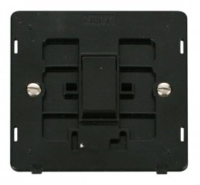 Click Definity 1 Gang Intermediate Switch Insert SIN025BK