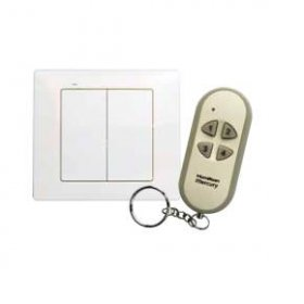 MecuryAir 4 Channel Remote Key Fob HAM/MWM-4CHRC