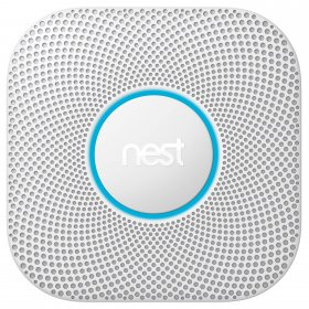 Nest S3000BWGB Protect 2nd Gen Battery Smoke and CO Alarm