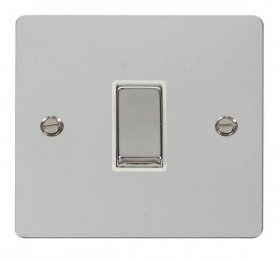 Click Define Polished Chrome Intermediate Switch FPCH425WH