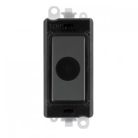 Click Grid Pro GM2017BK 20A Flex Outlet Module Black