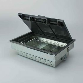 Tass TFB4/76 4 Compartment Cavity Floor Box
