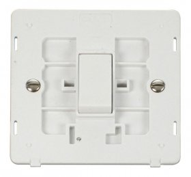 Click Definity 1 Gang 2 Way Switch Insert SIN011PW