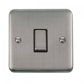 Click Deco Plus 1 Gang 2 Way Ingot Switch DPSS411BK