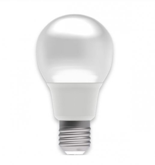 Bell 7W ES LED Warm White Non Dimmable Pearl GLS Lamp 05117