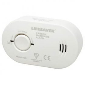 Kidde 5COLSB Battery-Powered CO Alarm