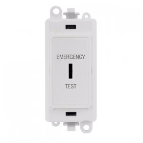 "Click Grid Pro GM2046PWET DP Key Switch Module ""Emergency Test"""
